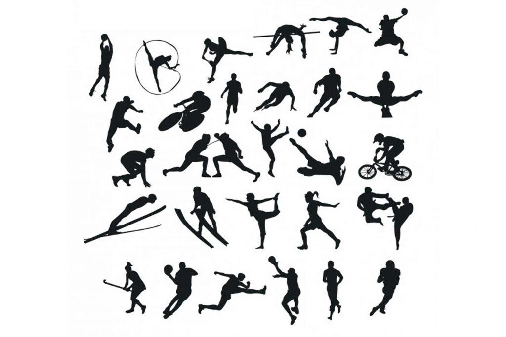 انواع ورزش ها